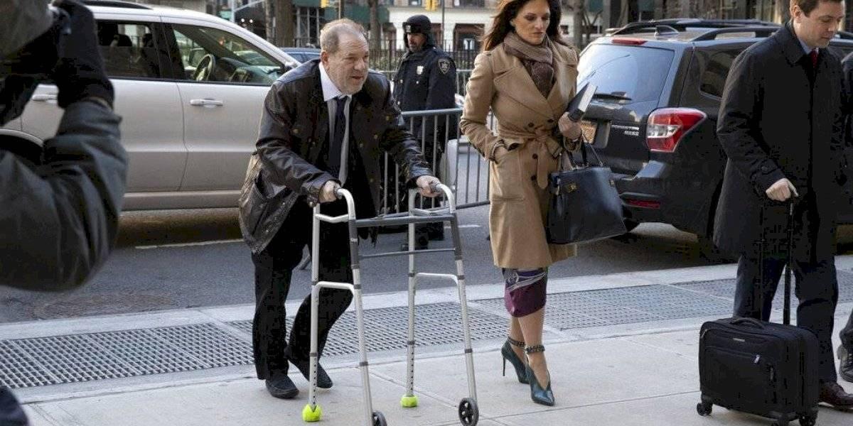 Sentenciado Harvey Weinstein a 23 años de cárcel