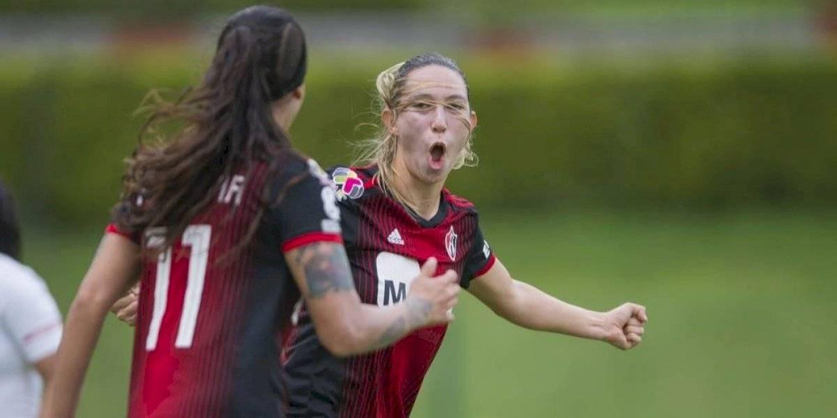 Atlas quiere mantener paso perfecto en Liga MX Femenil