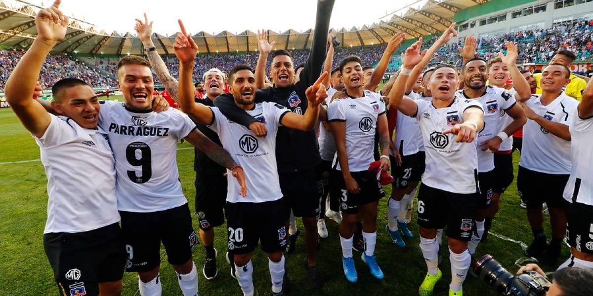 El demoledor invicto de Colo Colo ante la U que se extendió en la final de la Copa Chile