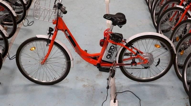 Bicicleta Quito