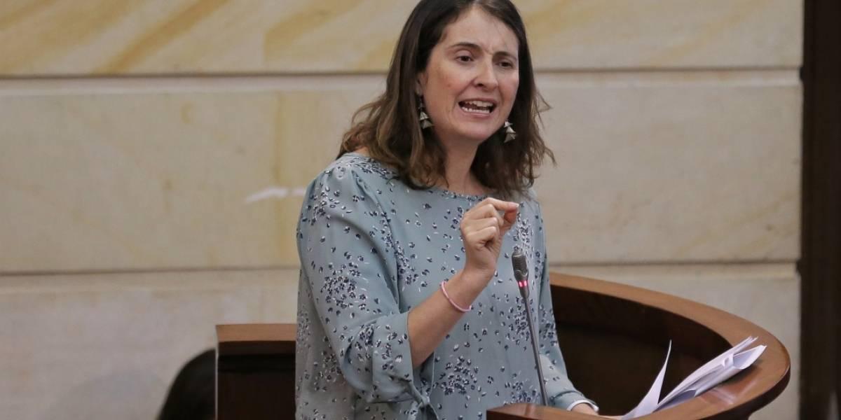 Esta fue la respuesta de la JEP a Paloma Valencia por acusaciones sobre favoritismo hacia las Farc