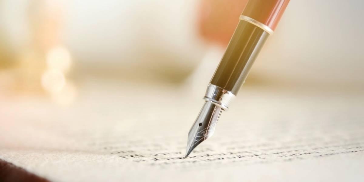 Las nuevas tecnologías amenazan la escritura a mano