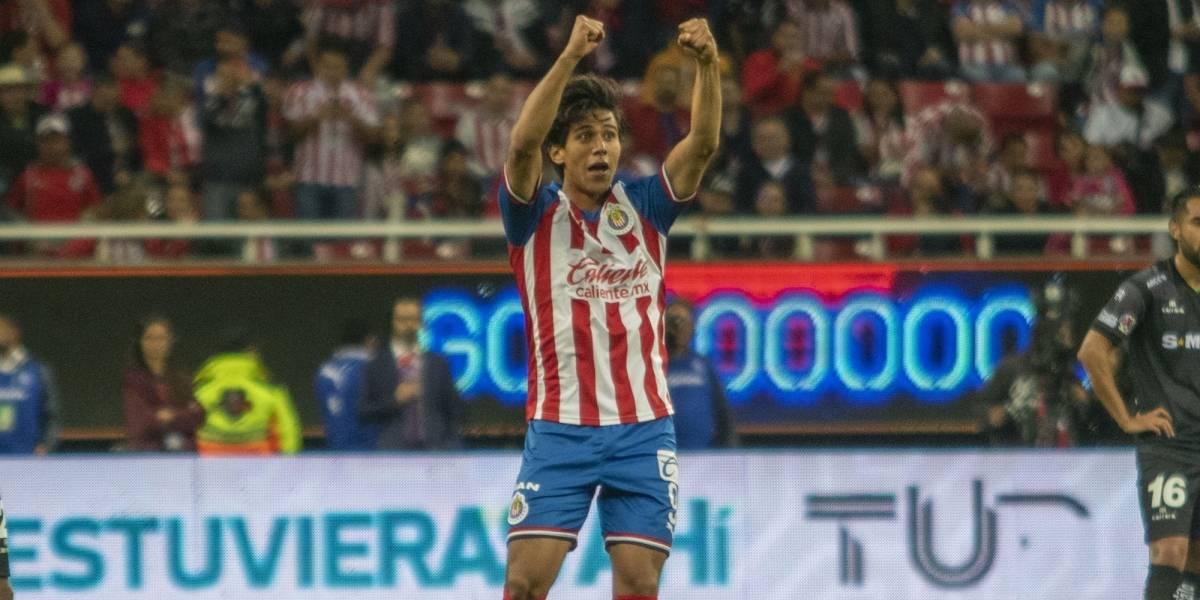 JJ Macías interesa a la Real Sociedad, reportan en España