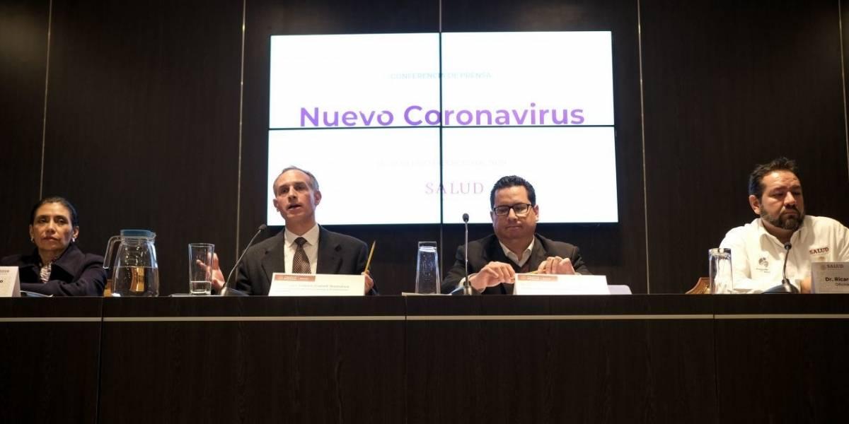 SSa pide no caer en rumores ante coronavirus