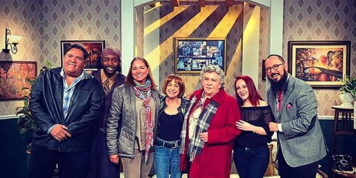 30 años después se reencuentran protagonistas de 'Carrusel'