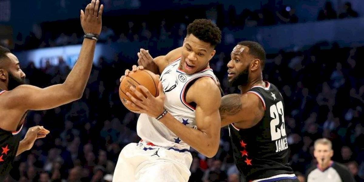 Definen los jugadores titulares para el All Star de la NBA