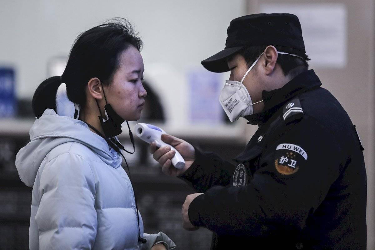 Acciones en aeropuertos para contener el coronavirus y evitar su expansión