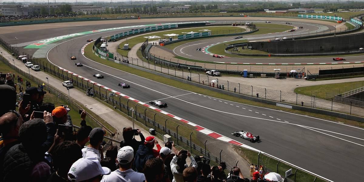 Peligra Gran Premio de China por el coronavirus