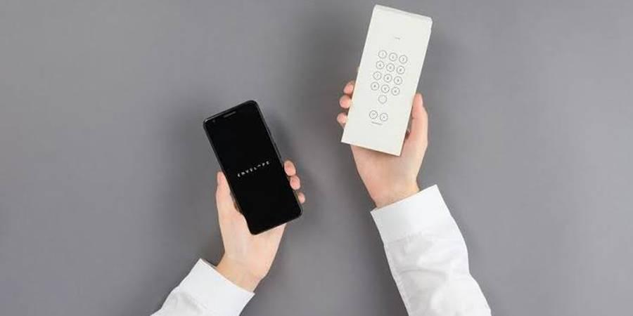 La Digital Detox (Desintoxicación Digital) está de moda y una de las compañías más responsables de la adicción al smartphone tiene una idea: Google Envelope.