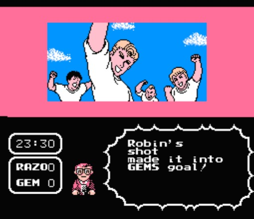 Captain Tsubasa Nintendo