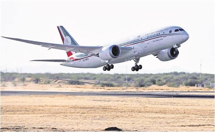 México Avión Presidencial