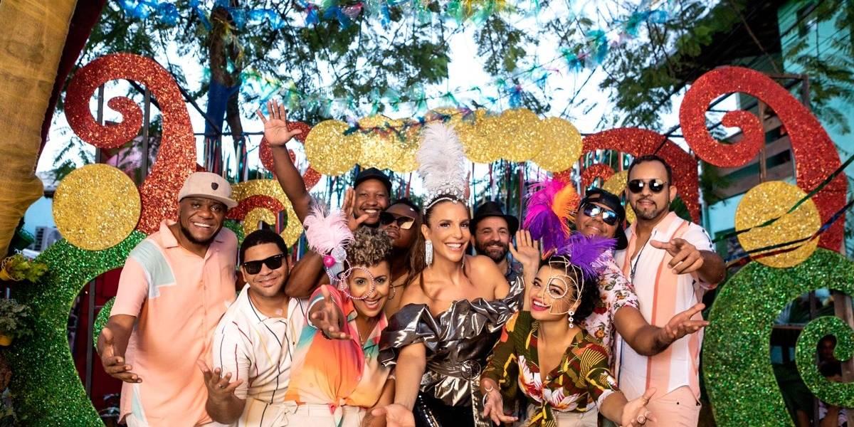 """Ivete Sangalo é Carnaval: Cantora lança o EP """"O Mundo Vai"""" nesta sexta"""
