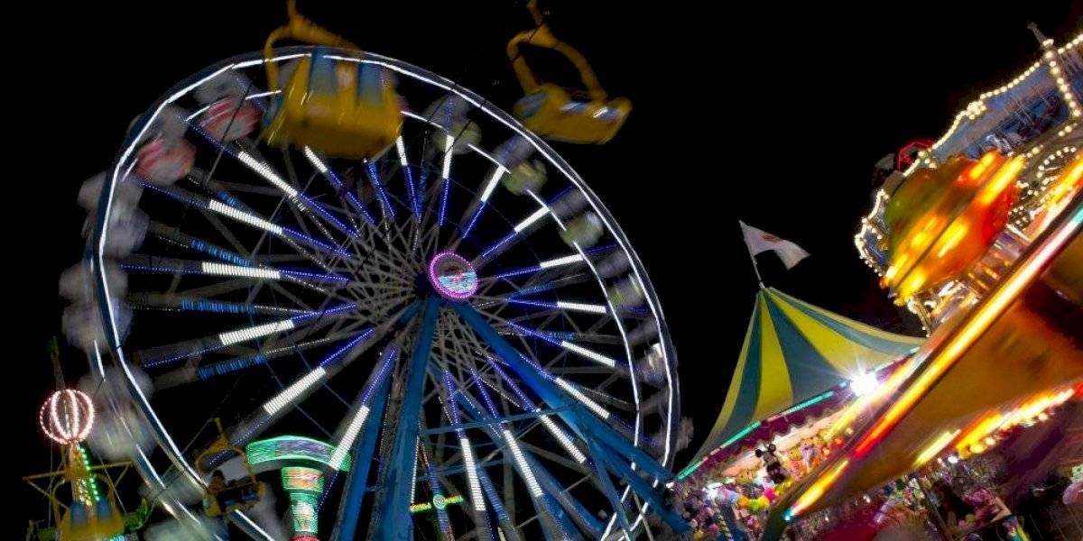 Accidente en juego mecánico de Feria de León deja 4 niñas lesionadas