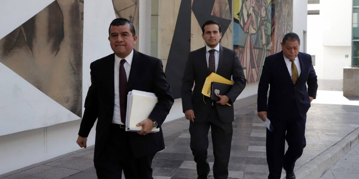 La BUAP pide la renuncia del auditor Francisco Romero