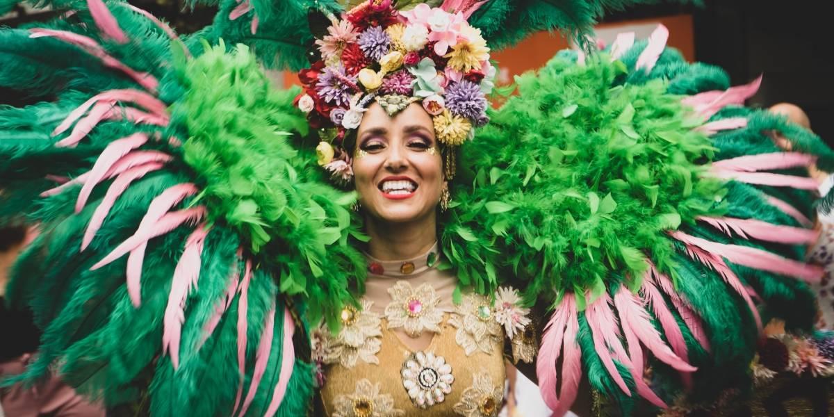 Ideias incríveis de maquiagem para curtir o Carnaval