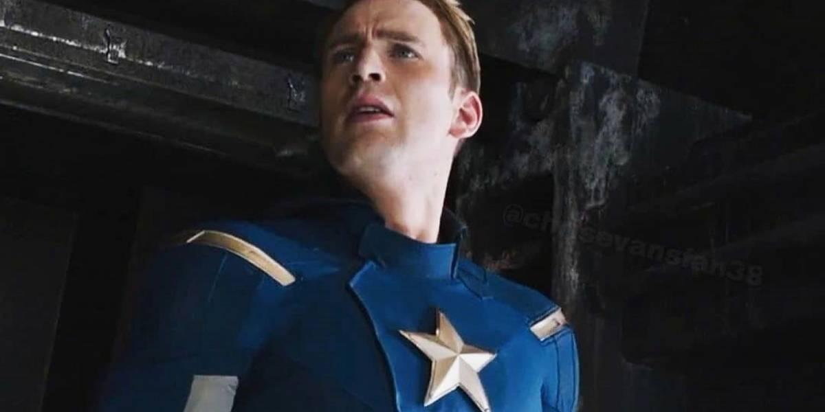 Marvel: Revelan fotos del nuevo Capitán América