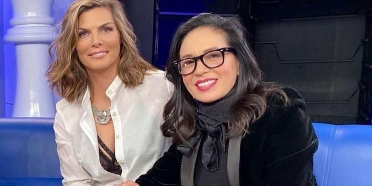 """""""¡Qué vivan las novias!"""": Así reaccionó Yolanda Andrade al compromiso de Monserrat Oliver"""