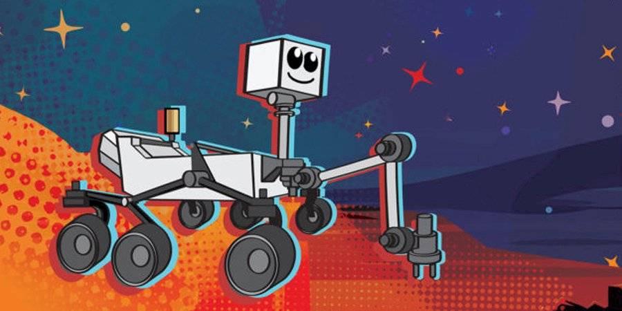 La NASA se pone tierna y elige 9 nombres propuestos por niños para bautizar a su nuevo rover