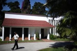 Residencia de embajador de Colombia