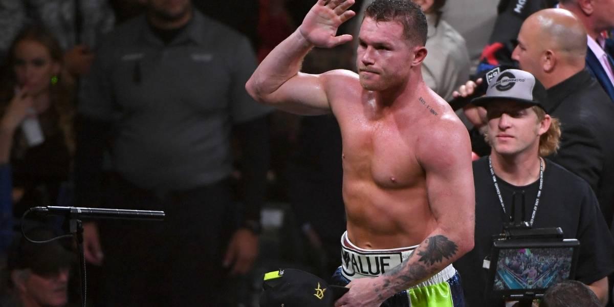 Próxima pelea del 'Canelo' Álvarez será en Japón