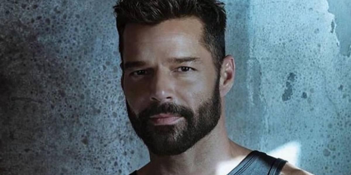 Ricky Martin lanza álbum sorpresa en medio de la cuarentena