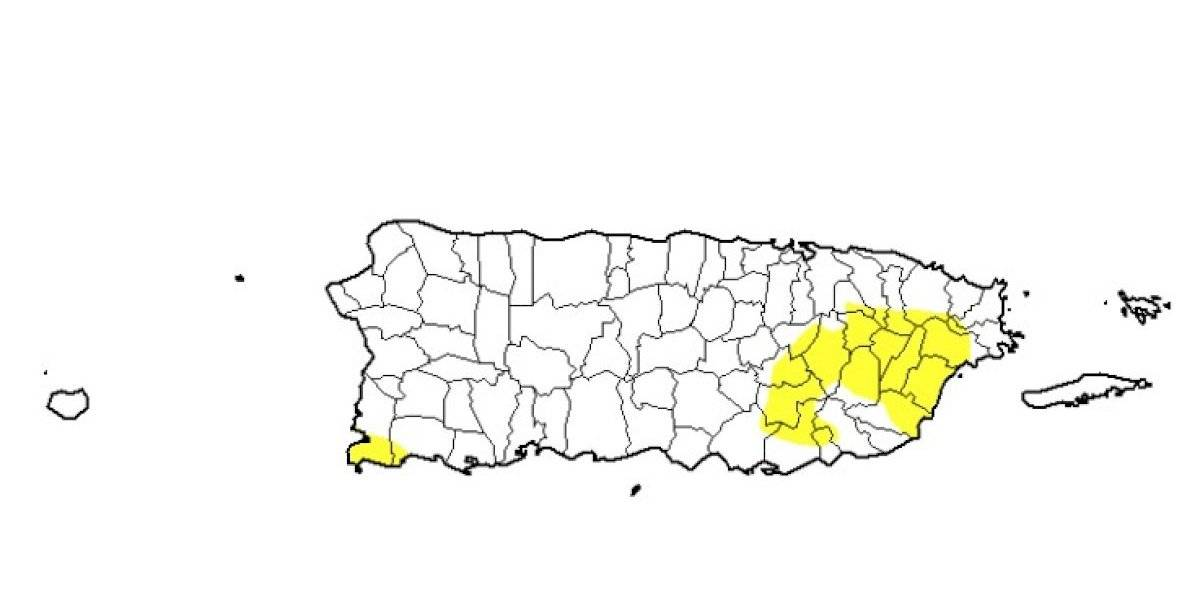 No varían las condiciones secas en Puerto Rico
