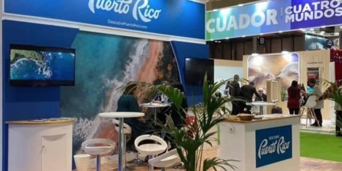 Genera críticas pabellón de Puerto Rico en Feria de Turismo Mundial en Madrid