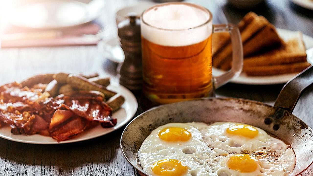 Salud: Tomar una cerveza en el desayuno es más sano que tomar un yogurt