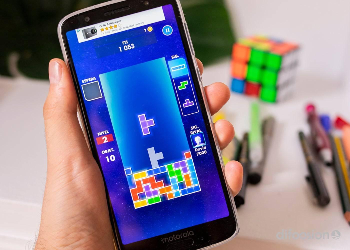 Los juegos originales de Tetris desaparecerán en iOS y Android