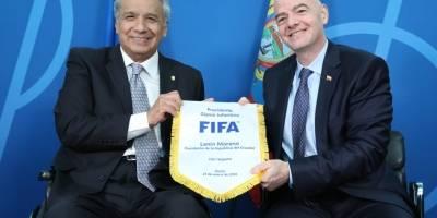 Presidente de la FIFA visitará Ecuador para apoyar proyecto Juego Limpio 2030