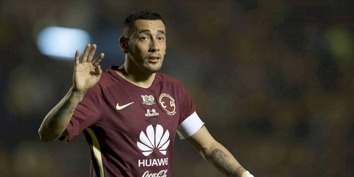 Rubens Sambueza pide regresar al América para retirarse