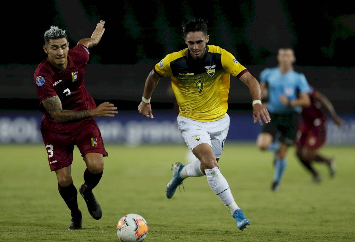 Ecuador vs Venezuela Sub 23: Ecuador no convirtió ni un gol en el preolímpico y vuelve a perder EFE