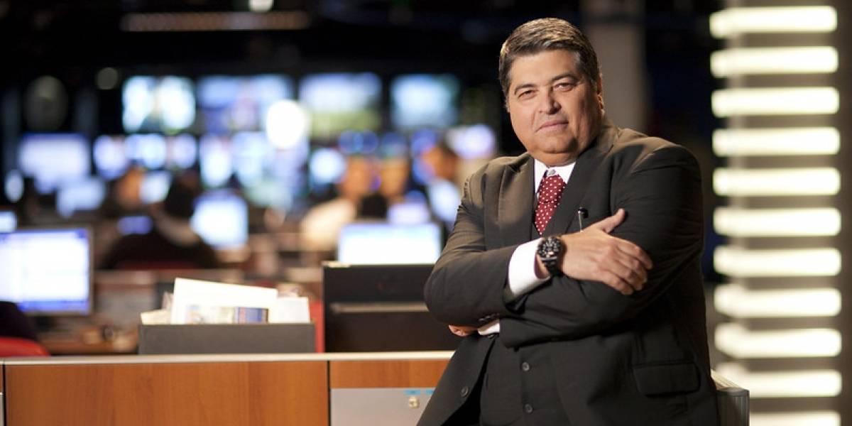 José Luiz Datena passa por cirurgia para desobstrução em artérias