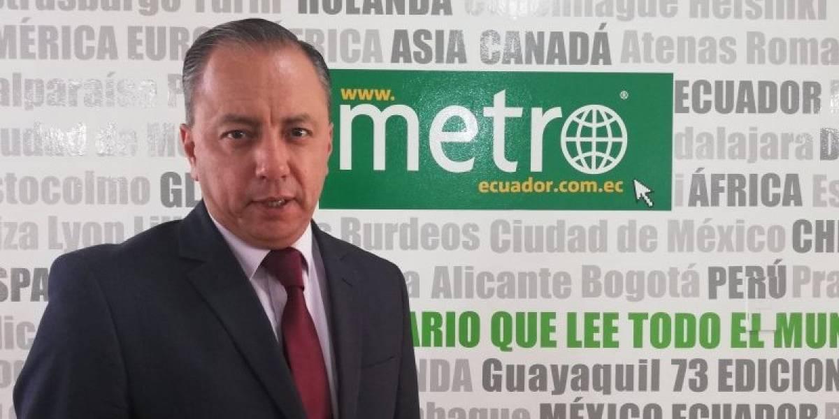 Xavier Buendía busca que se de una conclusión al proceso del Feriado Bancario