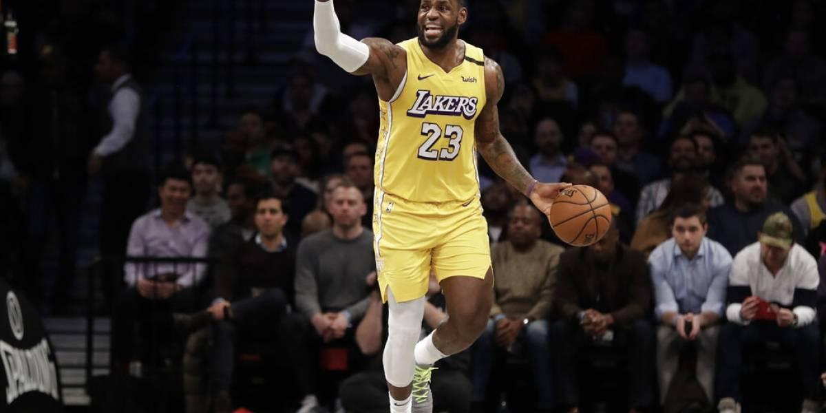 LeBron James y Giannis  Antetokounmpo serán los capitanes del Juego de Estrellas de la NBA