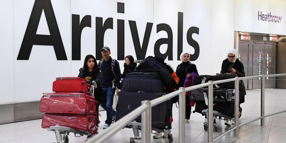 ¡Atención! Aislaron a cuatro colombianos que llegaron de Italia con posibles síntomas de coronavirus