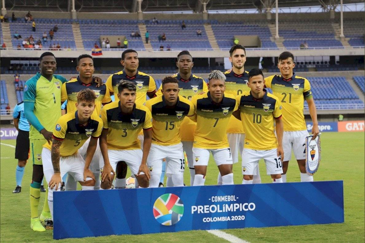 Ecuador Sub 23 Twitter/ La Tri