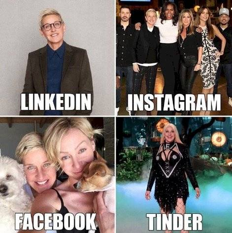 Ellen DeGeneres #DollyPartonChallenge