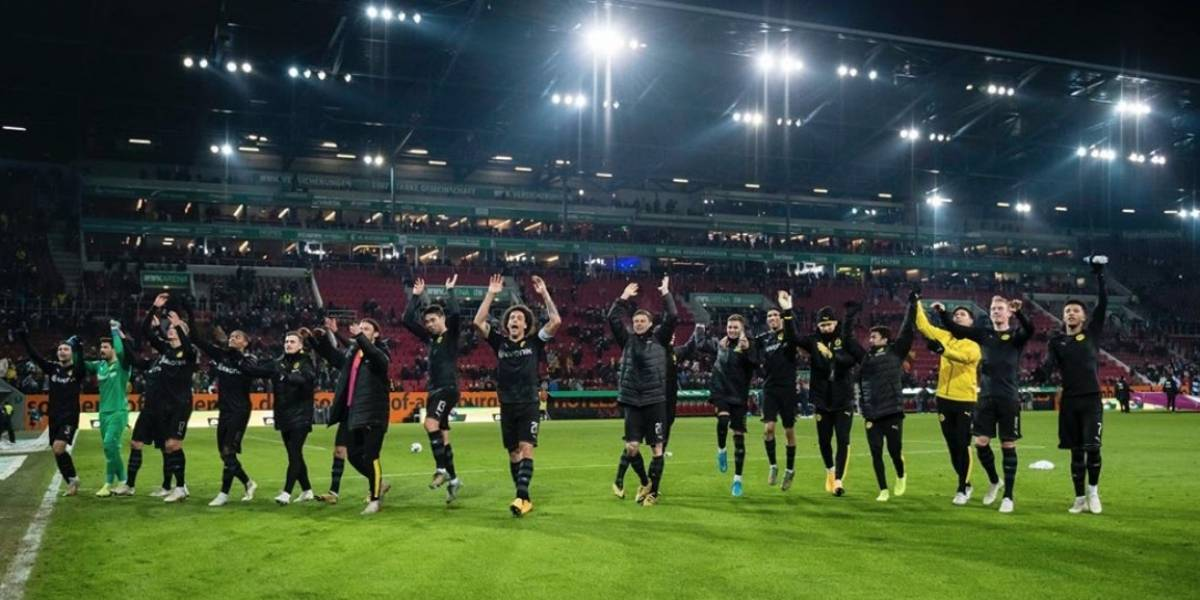 Campeonato Alemão: Onde assistir ao vivo o jogo Borussia Dortmund x Colônia