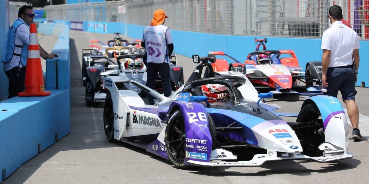 Fortinet pulsa el acelerador como socio oficial de ciberseguridad de BMW i Motorsport en la Fórmula E