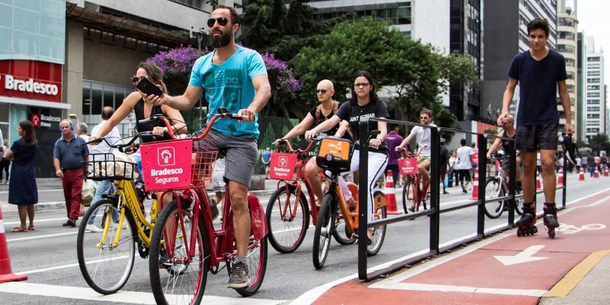 Mobilidade: Bikes e patinetes ocupam São Paulo com modais sustentáveis e saudáveis
