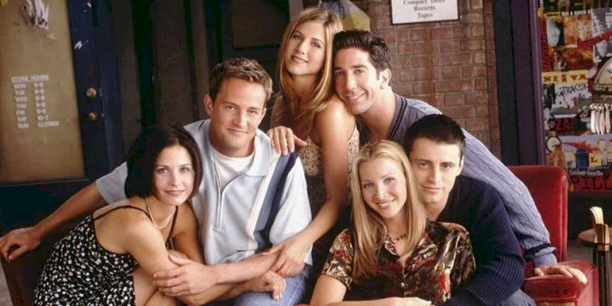 """Elenco de """"Friends"""" confirma una """"reunión especial"""" en mayo"""
