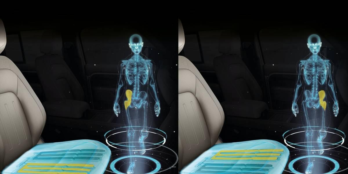 ¿Te sientes culpable por ser sedentario? Esta tecnología de Jaguar ayudará a tu salud en el auto