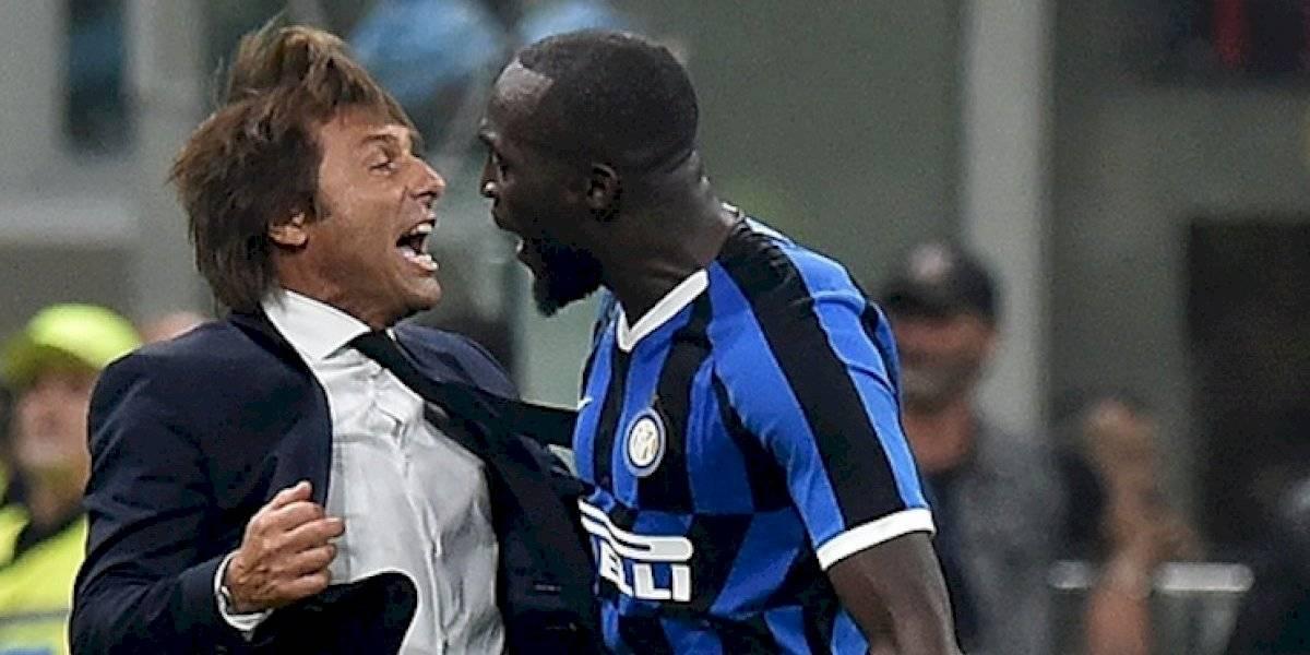 """""""Me decía que era basura"""", Lukaku sobre Antonio Conte"""