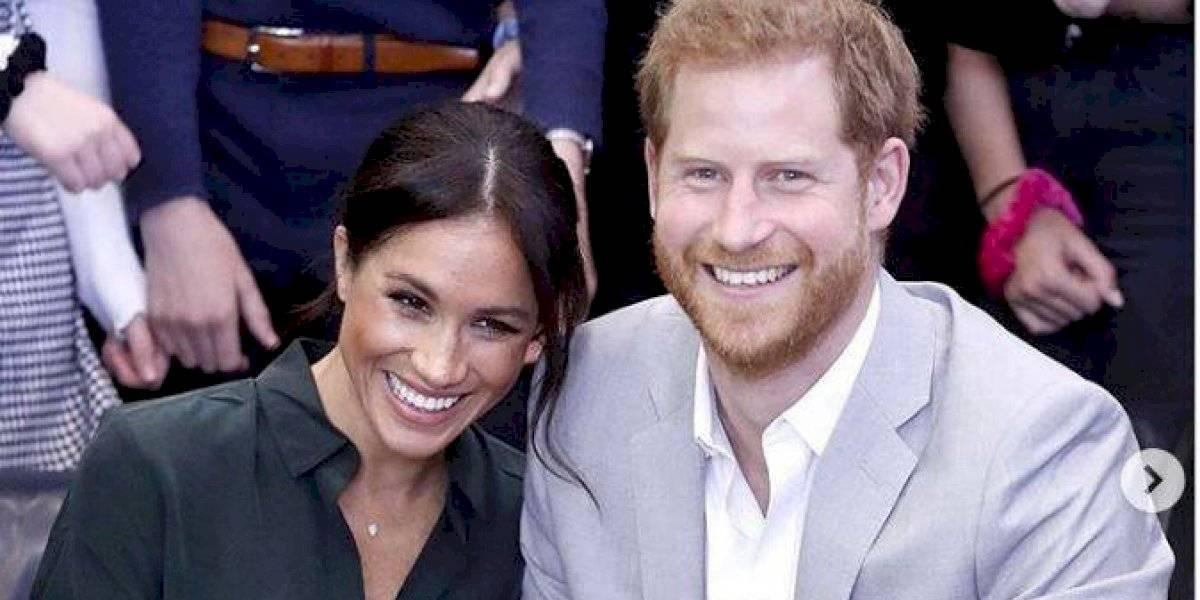 Pero cómo: el príncipe Harry y Meghan Markle rechazaron invitación para presentar los Oscar 2020