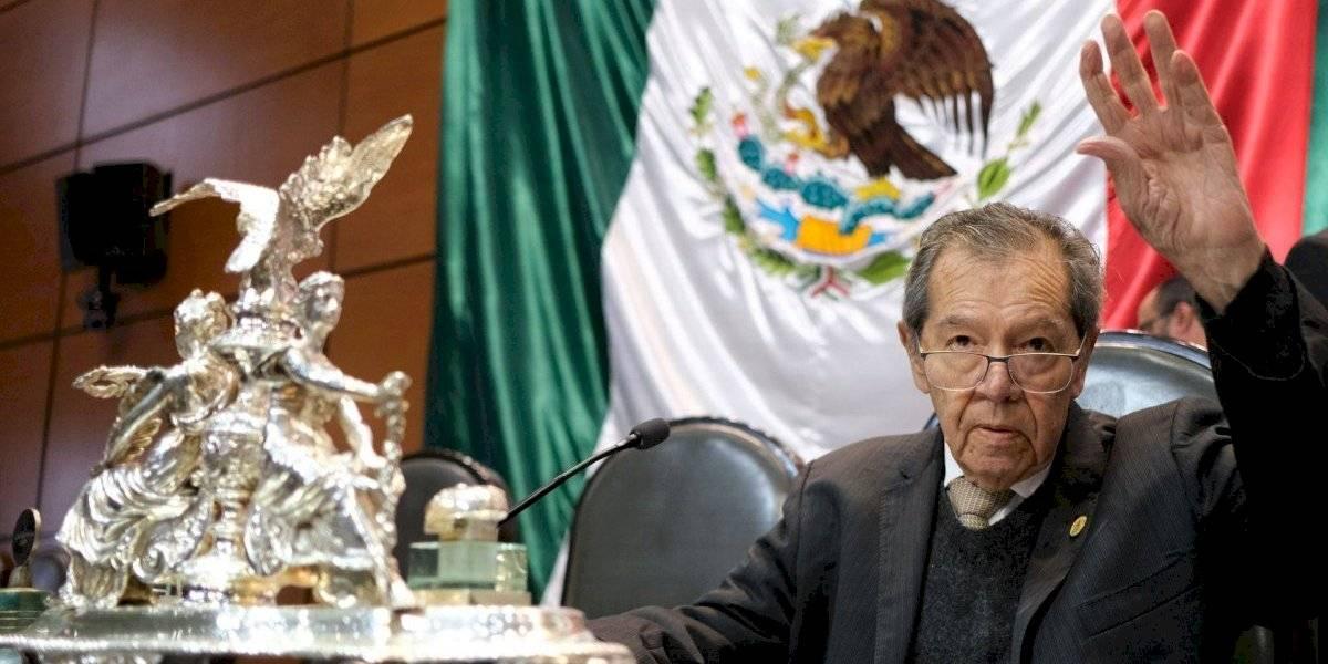 La opinión de Muñoz Ledo la respetamos: AMLO