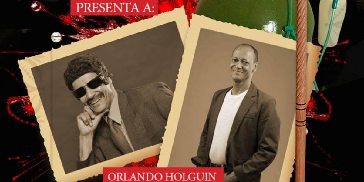 Orlando Holguin nos trae su show ´´Viejo pero no pendejo´´