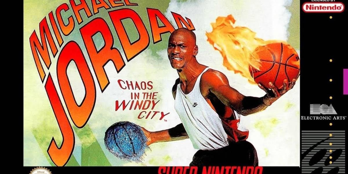 Michael Jordan Chaos in The Windy City: revisamos esta pieza freak de la historia de la SNES en Mundo Bizarro
