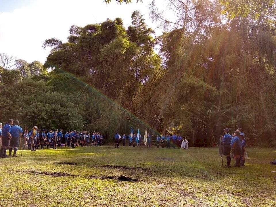 Actividades de los scouts. Foto: Asociación de Scouts de Guatemala