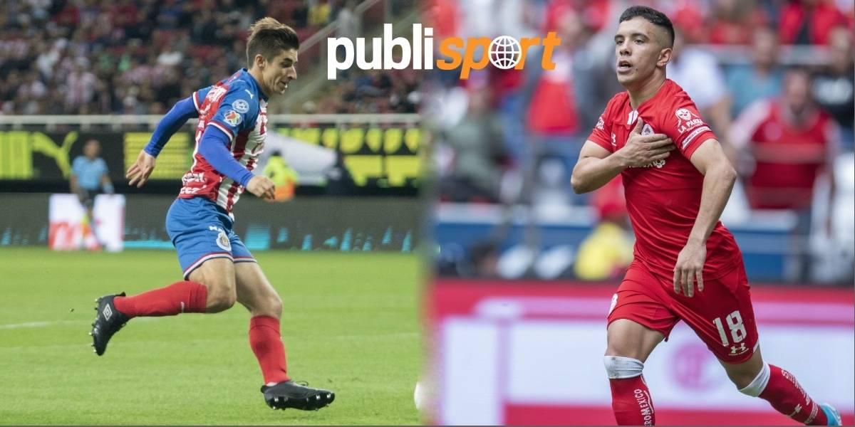 Chivas vs Toluca ¿Dónde y cuándo ver el partido?